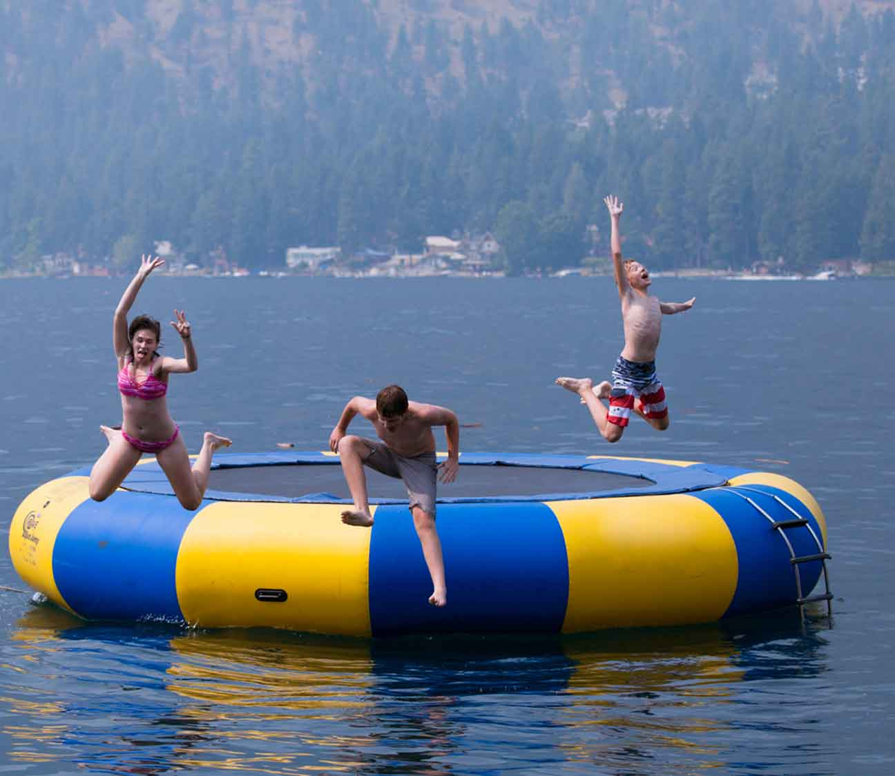 Lake Chelan Fun