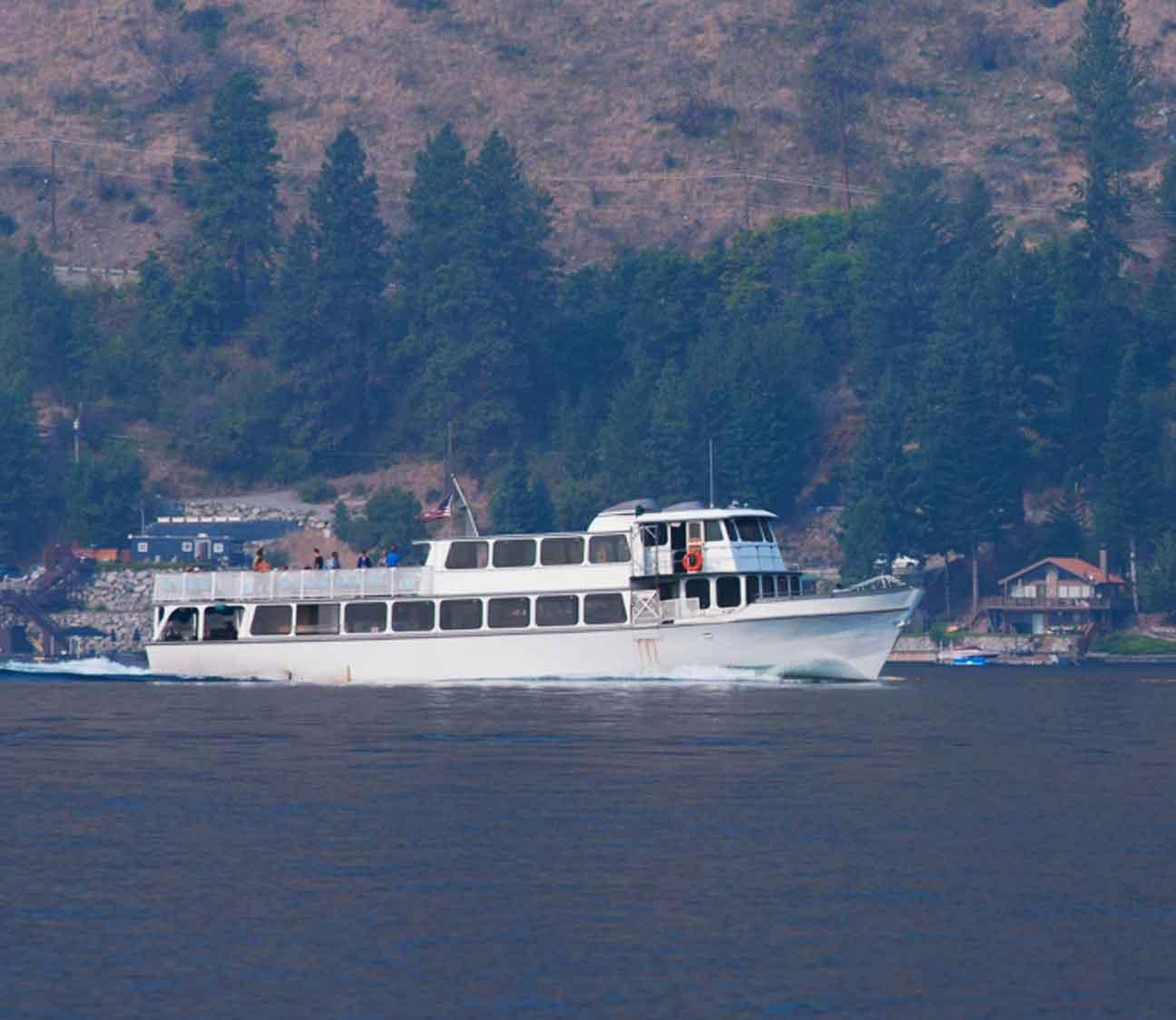 Lake Chelan Ferry