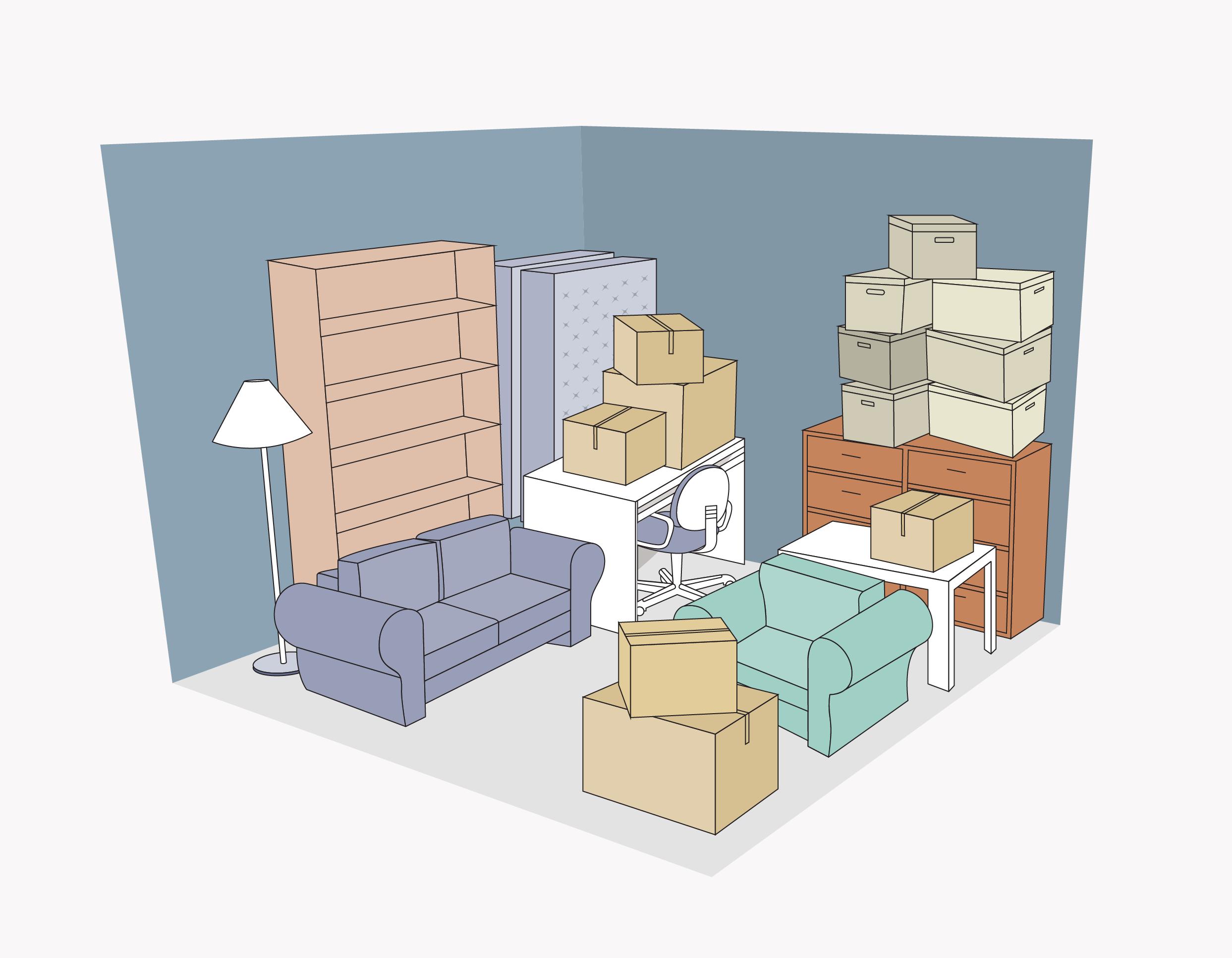 Mini Storage - 10x10