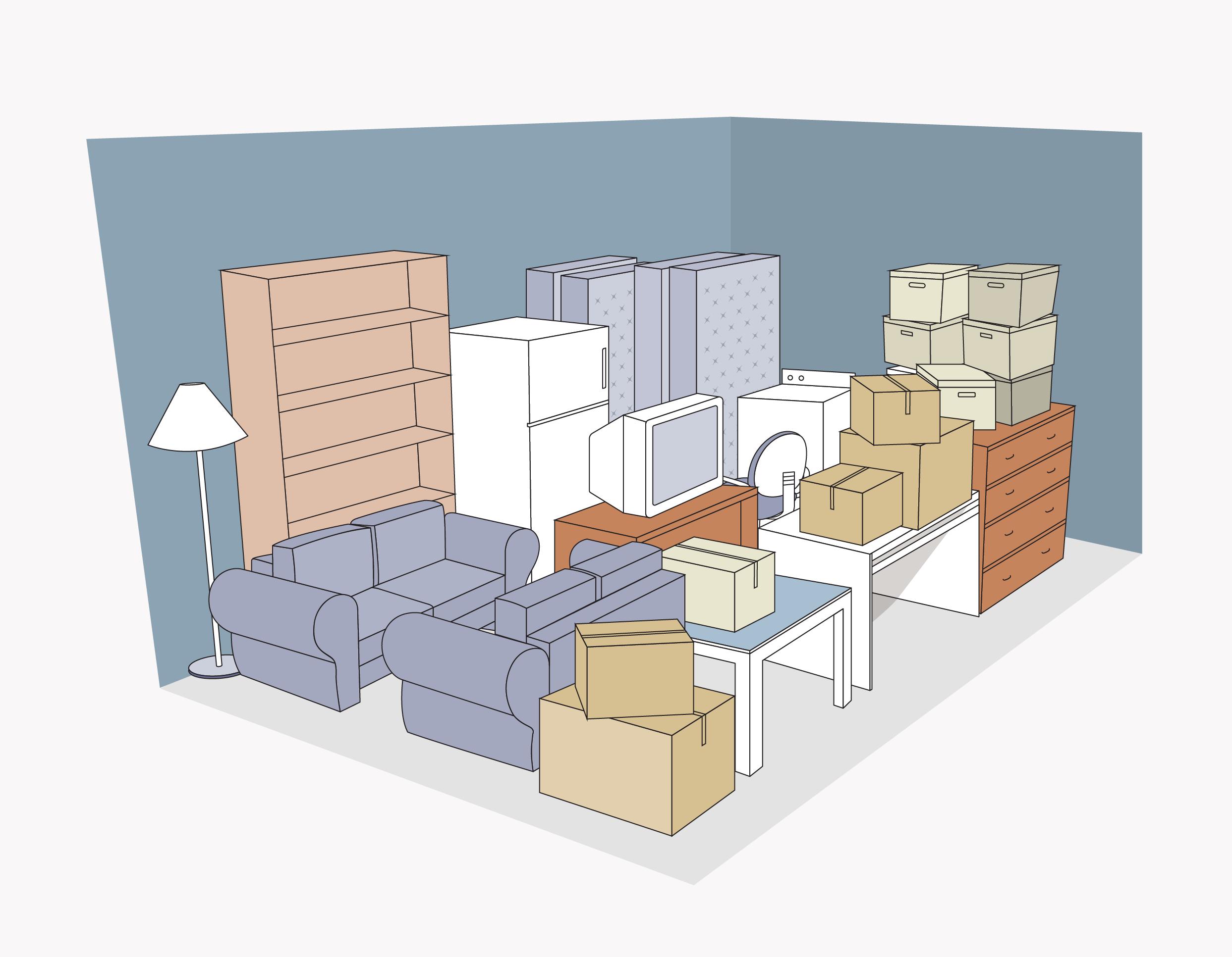 Mini Storage - 10x15