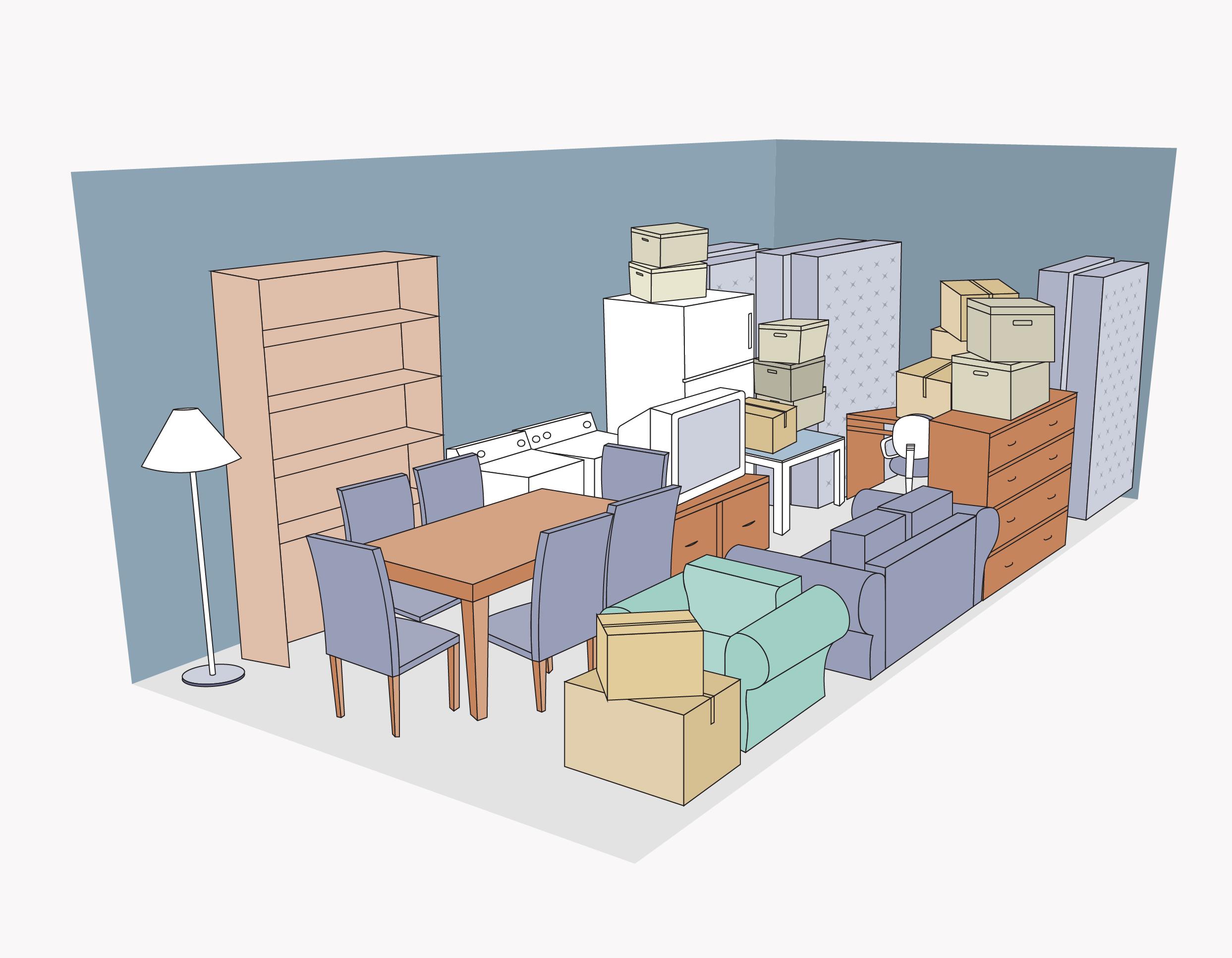 Mini Storage - 10x20